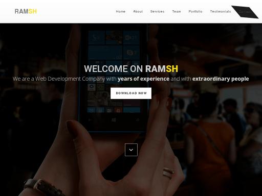 Ramsh