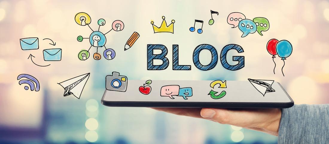 Страницы для блога