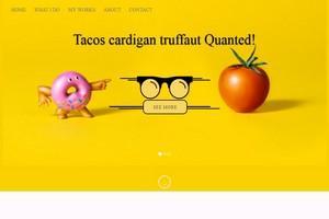Tacos Cardigan