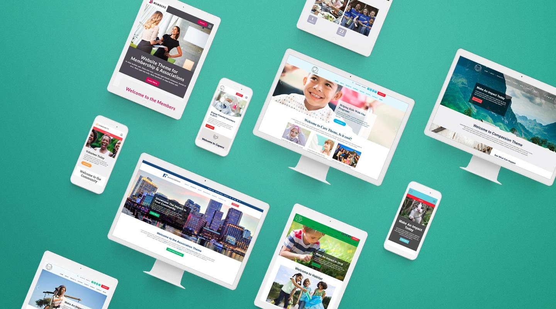 4 новых шаблона для сайта, редирект и многое другое